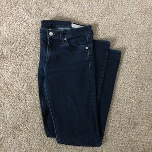 Rag and Bone Skinny Jeans sz 30